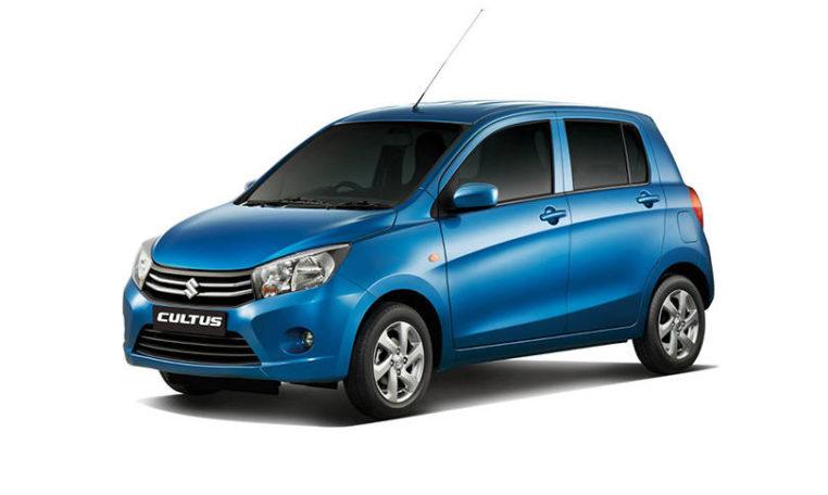Buy Suzuki Cultus in Karachi - Danish Motors