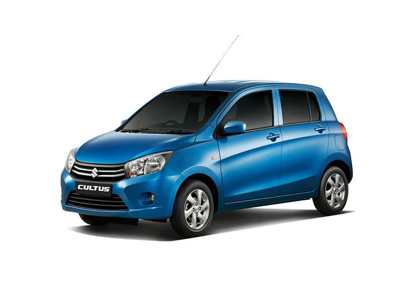 Buy Suzuki Cultus in Karachi - Danish Motors