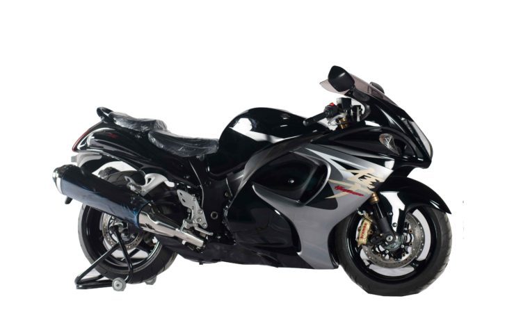 Buy Hayabusa bike in Karachi - Danish Motors