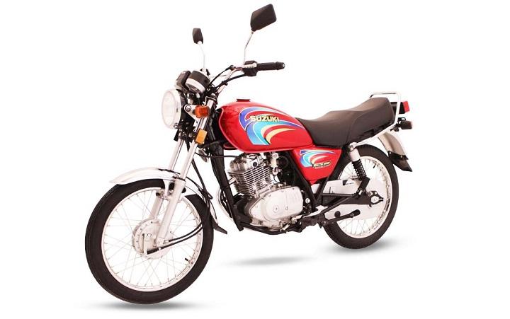Buy Suzuki GS150 in Karachi - Danish Motors
