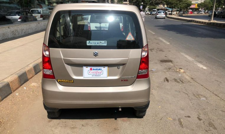 Suzuki Wagon R for Sale in Karachi - Danish Motors