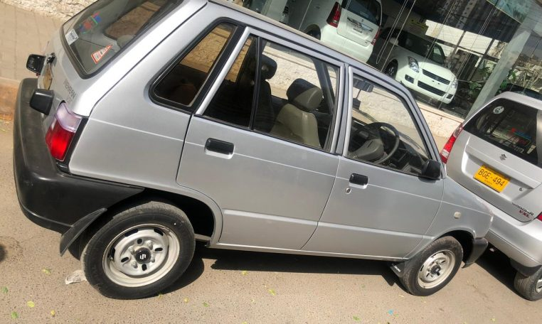 Buy Suzuki Mehran in Karachi - Danish Motors