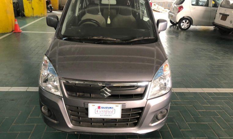 Buy Suzuki Wagon R in Karachi - Danish Motors