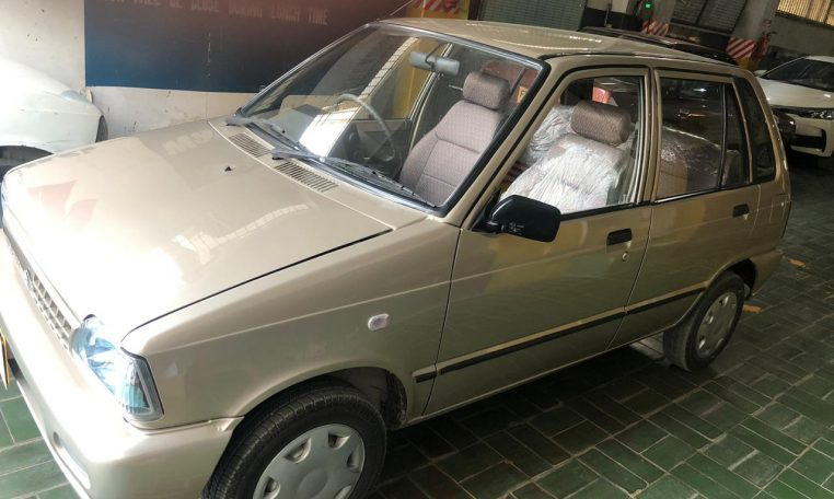 Suzuki Mehran in Karachi - Danish Motors