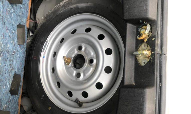 Online Buy Suzuki Cultus With Spare Tyre In Pakistan - Danish Motor