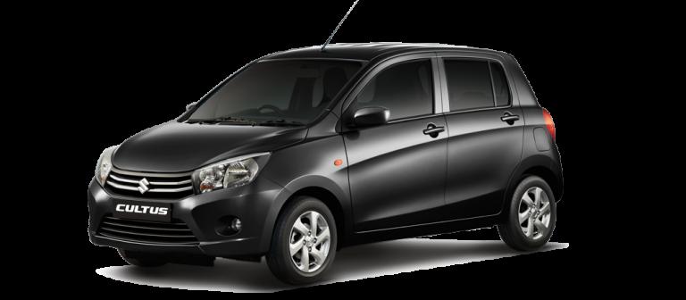 Suzuki New Cultus
